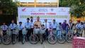 Thừa Thiên Huế: Tặng 100 chiếc xe đạp cho học sinh nghèo hiếu học