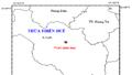 Động đất 3,3 độ richter, tại Thừa Thiên-Huế