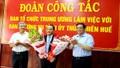 Trao Quyết định chuẩn y Phó Bí thư Tỉnh ủy tỉnh Thừa Thiên- Huế