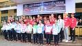 Tặng 10.000 chiếc áo ấm cho học sinh vùng lũ Thừa Thiên Huế