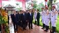 Thủ tướng dâng hương kỷ niệm 100 năm ngày sinh Chủ tịch nước Lê Đức Anh