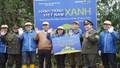 """Khởi động """"Hành trình Việt Nam Xanh"""" trồng 25.000 cây tự nhiên tại TT-Huế"""