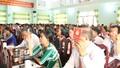 Xã Lộc Giang tổ chức thành công Đại hội Đảng bộ điểm nhiệm kỳ 2020-2025