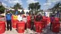 Trao tặng nguồn nước ngọt cho người dân huyện Thạnh Phú giữa kỳ hạn mặn