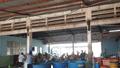 Bến Tre - Bàn giao mặt bằng thi công Công trình nạo vét Cảng cá Bình Đại