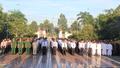 Tri ân các anh hùng liệt sĩ  tại tỉnh Bến Tre, Tiền Giang