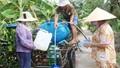 Công bố lý do người dân vùng hạn mặn phải sử dụng nước với giá cao gấp 5 lần