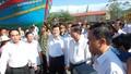 Chủ tịch nước thăm, động viên ngư dân và lực lượng kiểm ngư