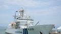 Tàu Cảnh sát biển Nhật Bản thăm Đà Nẵng