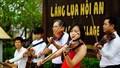 Hội An tổ chức Festival Văn hóa tơ lụa Việt Nam - châu Á 2016