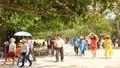 Chùa Linh Ứng (Đà Nẵng) hút khách ngày đầu năm