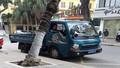 Phát hiện sai phạm qua facebook,  Đà Nẵng quyết phạt xe 'biển xanh'