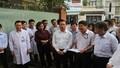 Bí thư Đà Nẵng 'vi hành' chứng kiến bệnh viện quá tải