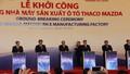 Xây dựng nhà máy sản xuất xe mang thương hiệu Mazda tại Quảng Nam