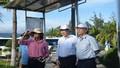 Chủ tịch thành phố đi thị sát, chỉ đạo đẩy nhanh tiến độ các công trình phục vụ Apec 2017