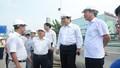 Cận cảnh thi công tại công trình hầm chui hơn nghìn tỉ phục vụ APEC