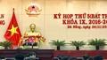 Đại biểu HĐND Đà Nẵng nhất trí thông qua Nghị quyết bãi nhiệm ông Nguyễn Xuân Anh