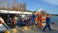 Cứu nạn thành công 49 thuyền viên tàu gặp nạn trên vùng biển Hoàng Sa