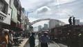 Cháy lớn tại trung tâm thành phố Đà Nẵng