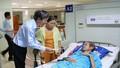 Trao tặng 250 triệu đồng cho bệnh nhân ung thư đang điều trị tại Bệnh viện Ung bướu Đà Nẵng