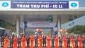 Phú Thọ: Thông xe công trình nút giao IC-11 tuyến đường cao tốc Nội Bài – Lào Cai
