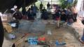 Đà Nẵng: Triệt phá trường gà ăn tiền di động