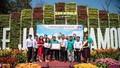 Ngắm vườn hoa tulip tại Bà Nà được trao kỷ lục Guinness Việt Nam