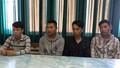 Bị nhắc nhở hát karaoke gây ồn, nhóm thanh niên tấn công cả Công an
