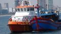 Vượt sóng trong đêm cứu 7 thuyền viên gặp nạn