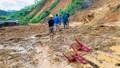 Tìm thấy 5 thi thể trong vụ lở núi tại Phước Sơn