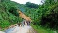 Quảng Nam: Tiếp tục sạt lở núi khiến 2 người thương vong
