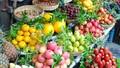 30% mẫu trái cây Trung Quốc nhiễm thuốc trừ sâu
