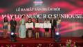Sunhouse tặng máy lọc nước R.O cho trường mầm non và tiểu học