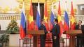 Việt - Nga nhất trí tăng cường quan hệ Đối tác chiến lược toàn diện