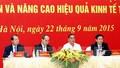 Sơ kết 3 năm thực hiện Kết luận của Bộ Chính trị về kinh tế tập thể