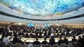 Các nghị quyết do Việt Nam bảo trợ được Hội đồng Nhân quyền LHQ thông qua