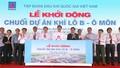 Thủ tướng Nguyễn Tấn Dũng khởi động chuỗi dự án ở Kiên Giang