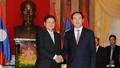 Sẵn sàng hỗ trợ cho sự phát triển của Lào
