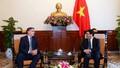 Phó Thủ tướng Phạm Bình Minh tiếp Đại sứ Australia