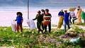 Sóc Trăng: Hưởng ứng chiến dịch làm sạch biển
