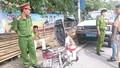Hà Nội: Vi phạm giao thông còn uy hiếp giật thẻ ngành CSGT
