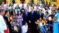 Chủ tịch nước gặp mặt đại diện nạn nhân chất độc da cam/dioxin