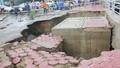 Xuất hiện 'hố tử thần' tại Quảng Ninh và Nghệ An