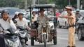 Hà Nội ra quân xử lý tình trạng xe chở hàng cồng kềnh
