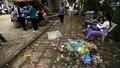 Xả rác thải tại các Lễ hội sẽ xử phạt