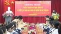 CSGT Hà Nội tuyên truyền về an toàn giao thông tại Tiểu học Tân Định