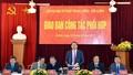 Tăng cường phối hợp giữa các cơ quan Tư pháp - Nội chính Trung ương