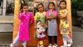 Phụ nữ Việt Nam mặc áo dài, ai cũng đẹp