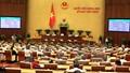 Quốc hội sẽ xem xét,  thông qua 13 dự án luật