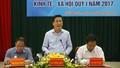Kiểm điểm, làm rõ trách nhiệm vụ bổ nhiệm thừa ở Sở NN&PTNT Thái Nguyên